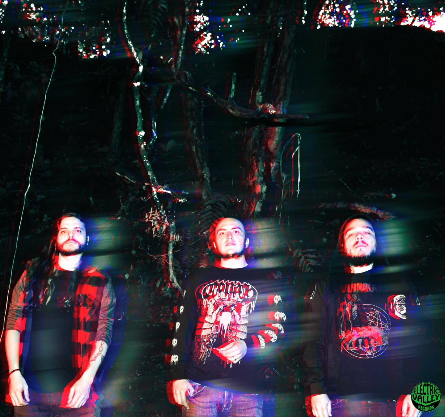 crypt monarch electric valley records