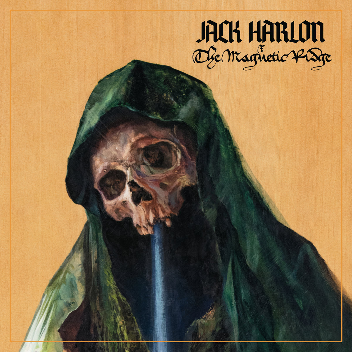 jack harlon and the dead crows the magnetic ridge