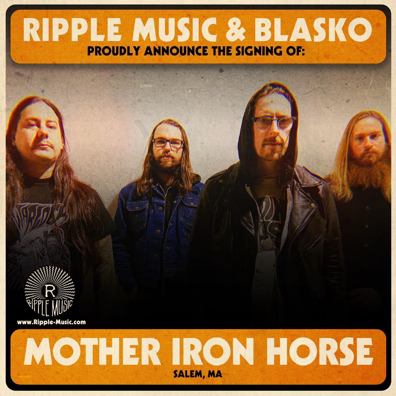 mother iron horse ripple