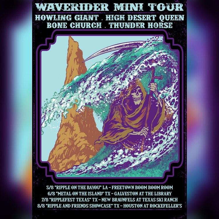 ripple music mini-tour