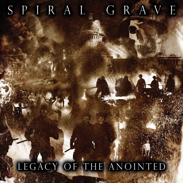 spiral grave legacy of the anointed