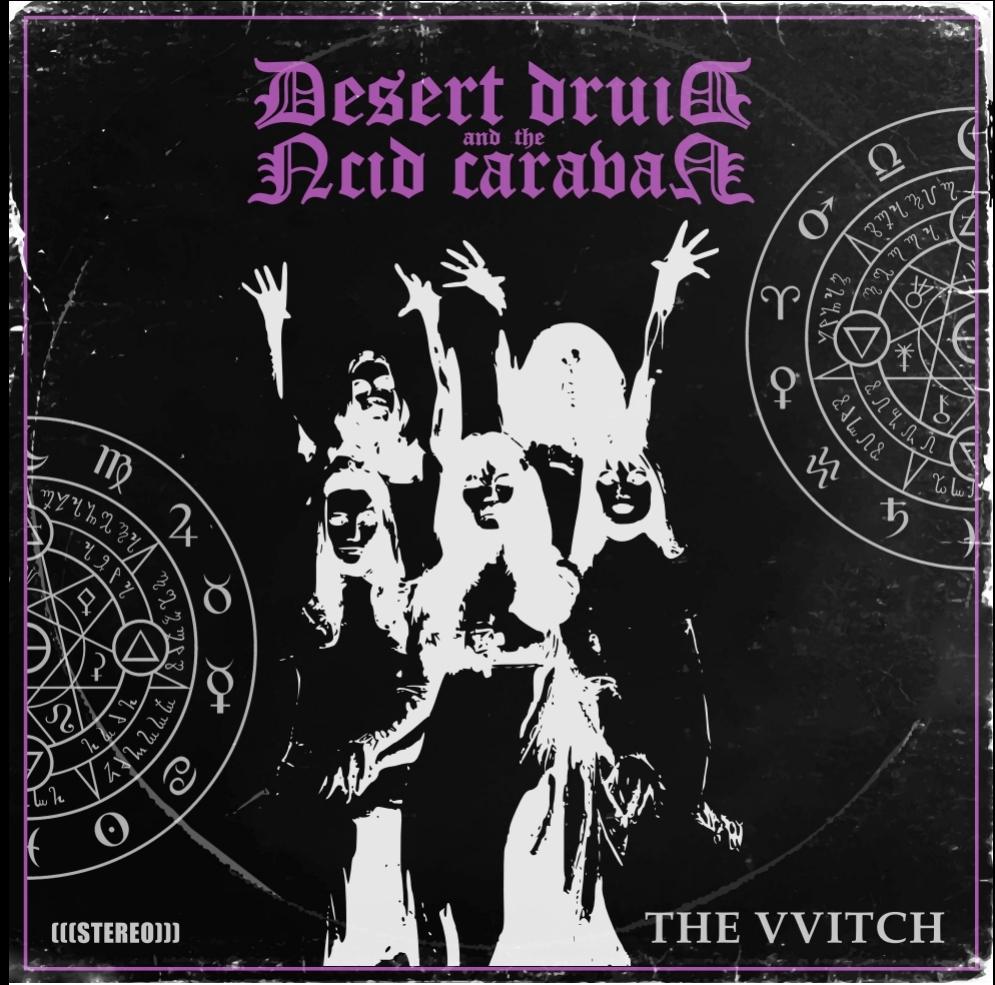 desert druid and the acid caravan the vvitch