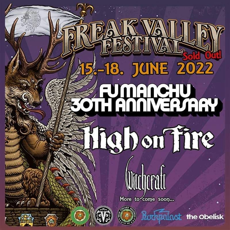freak valley 2022 high on fire square
