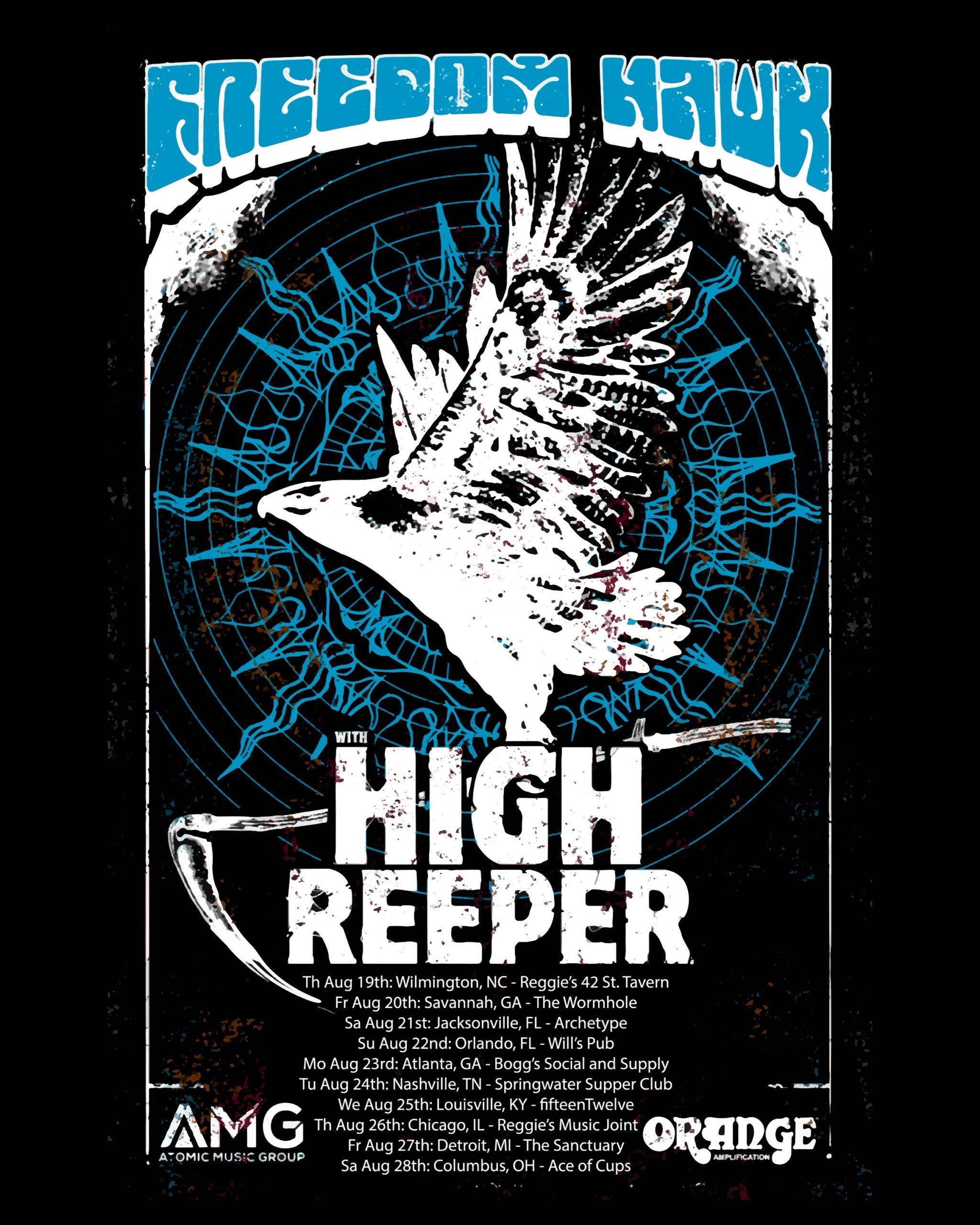 freedom hawk tour