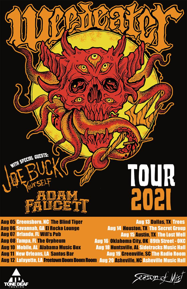 weedeater tour