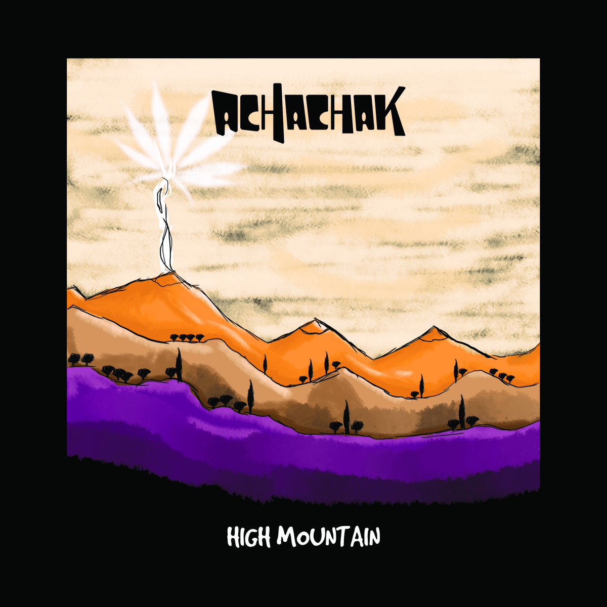Achachak High Mountain