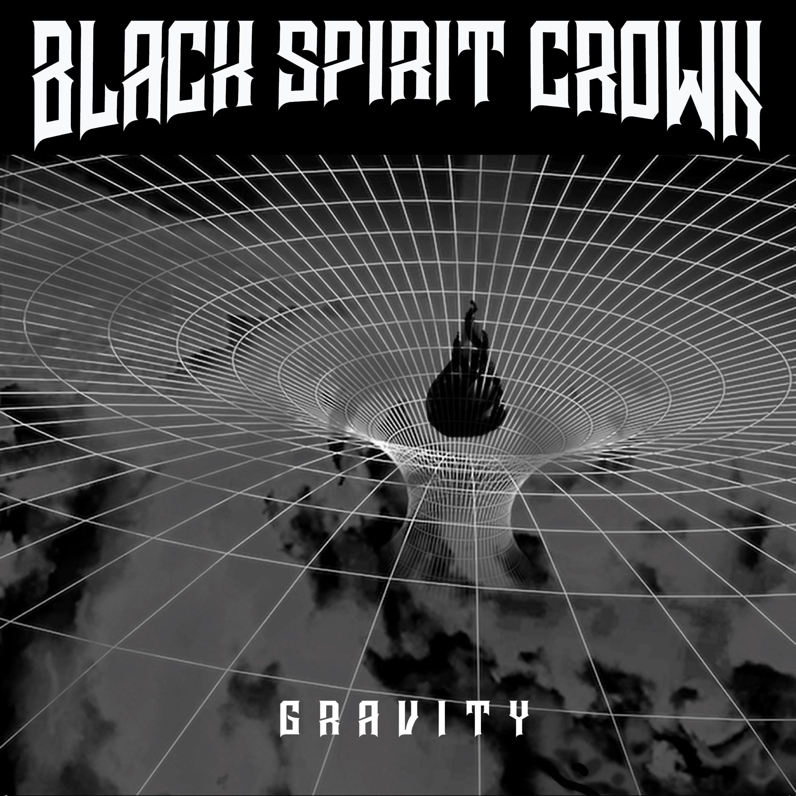 Black Spirit Crown Gravity