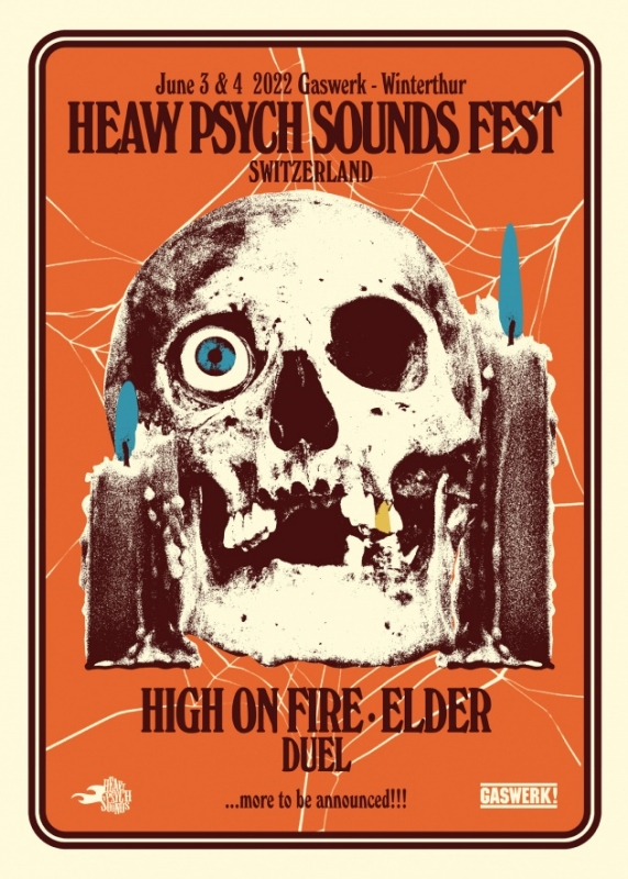 Heavy Psych Sounds Fest Switzerland 2022