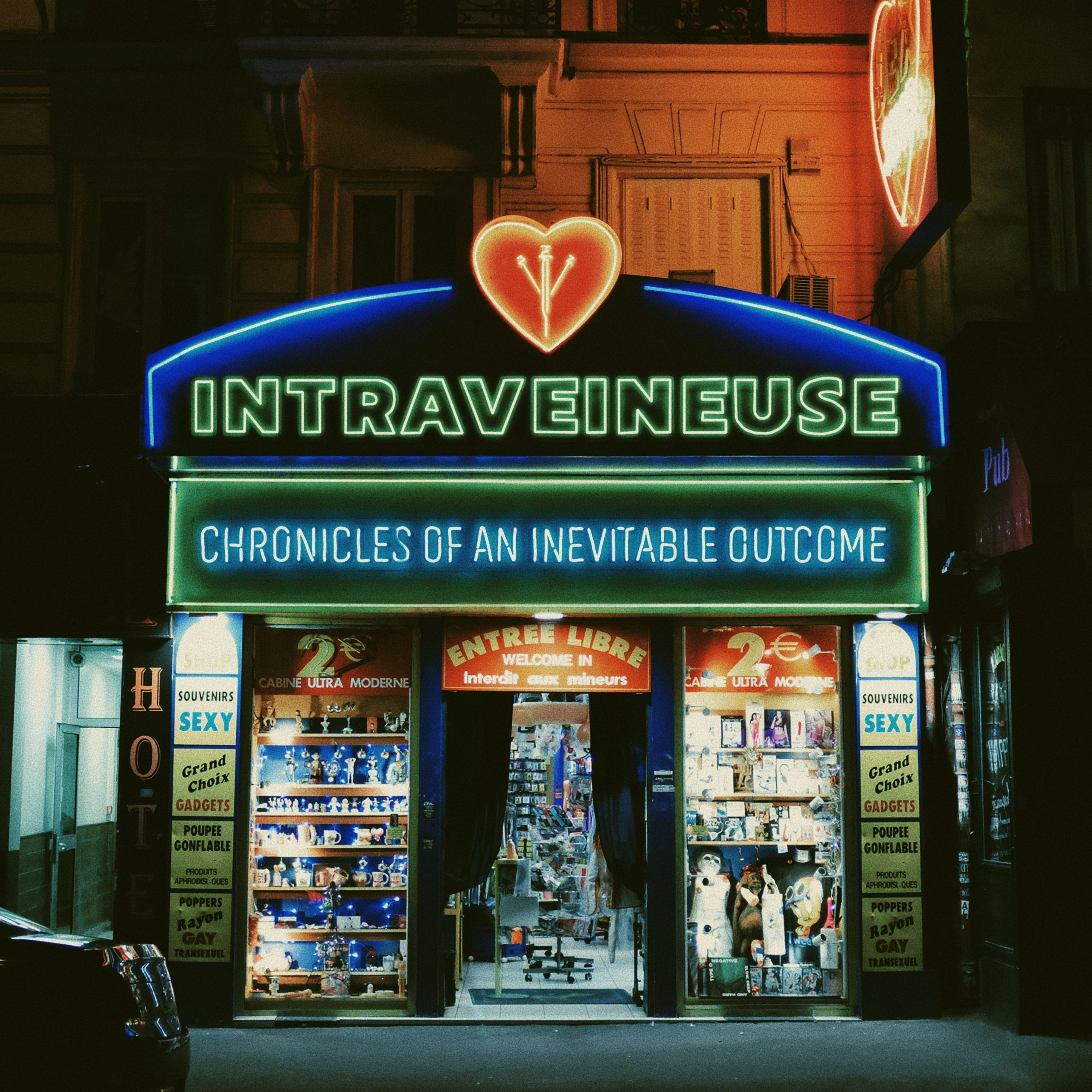 intraveineuse chronicles of an inevitable outcome