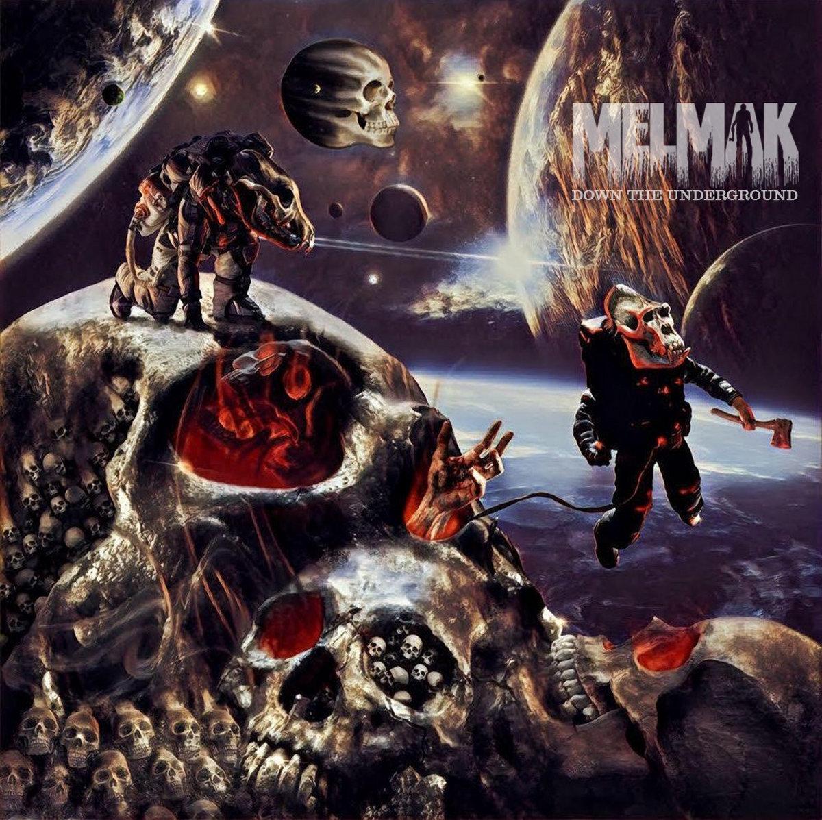Melmak Down the Underground