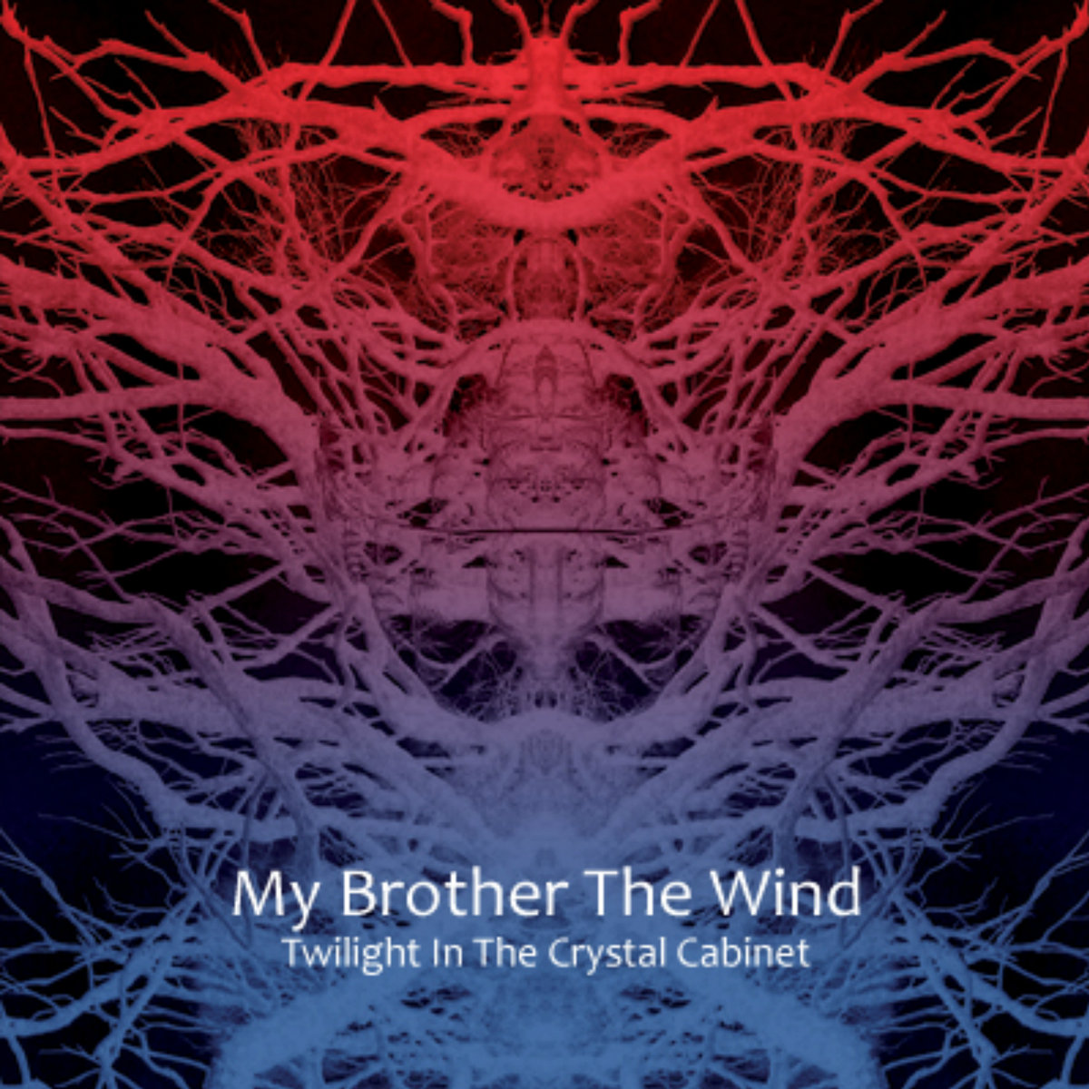 My brother the wind twilight in the crystal cabinet