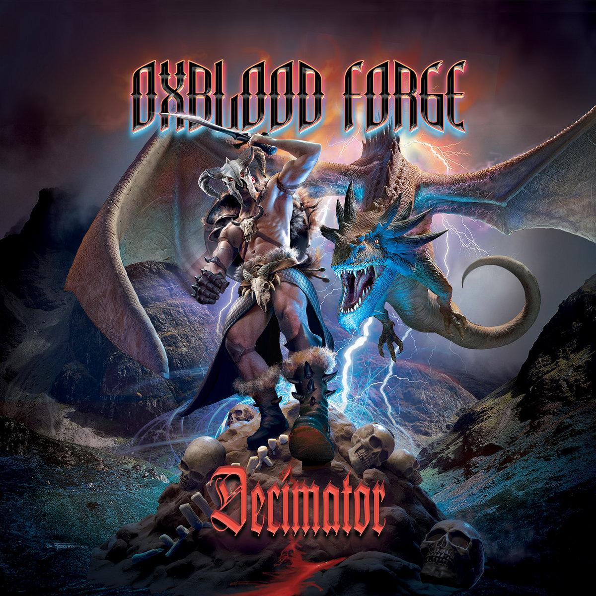 Oxblood Forge Decimator