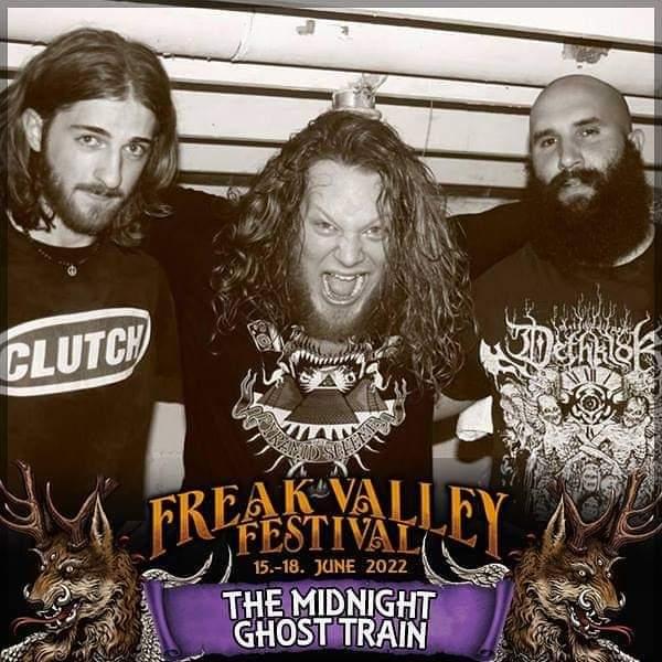 The midnight ghost train freak valley 2022