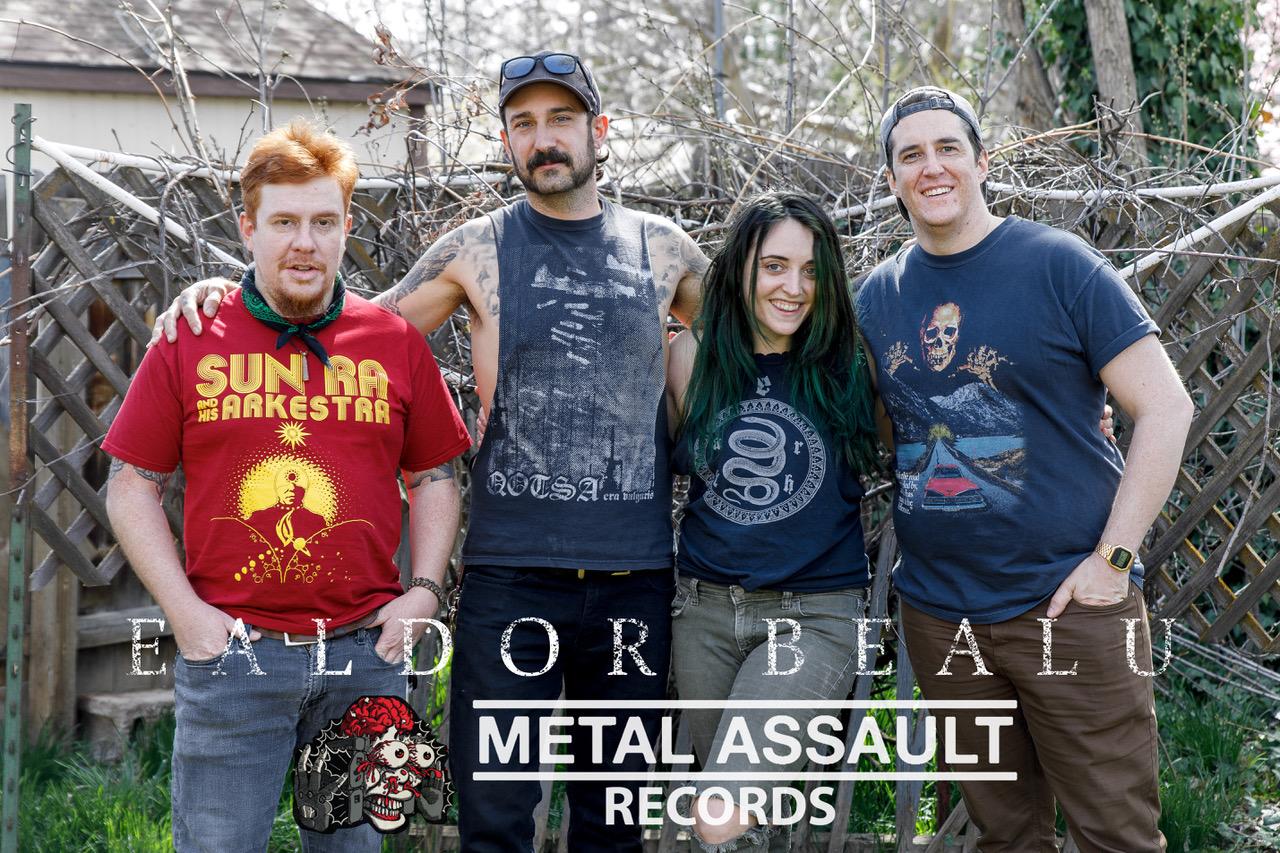 ealdor bealu metal assault records