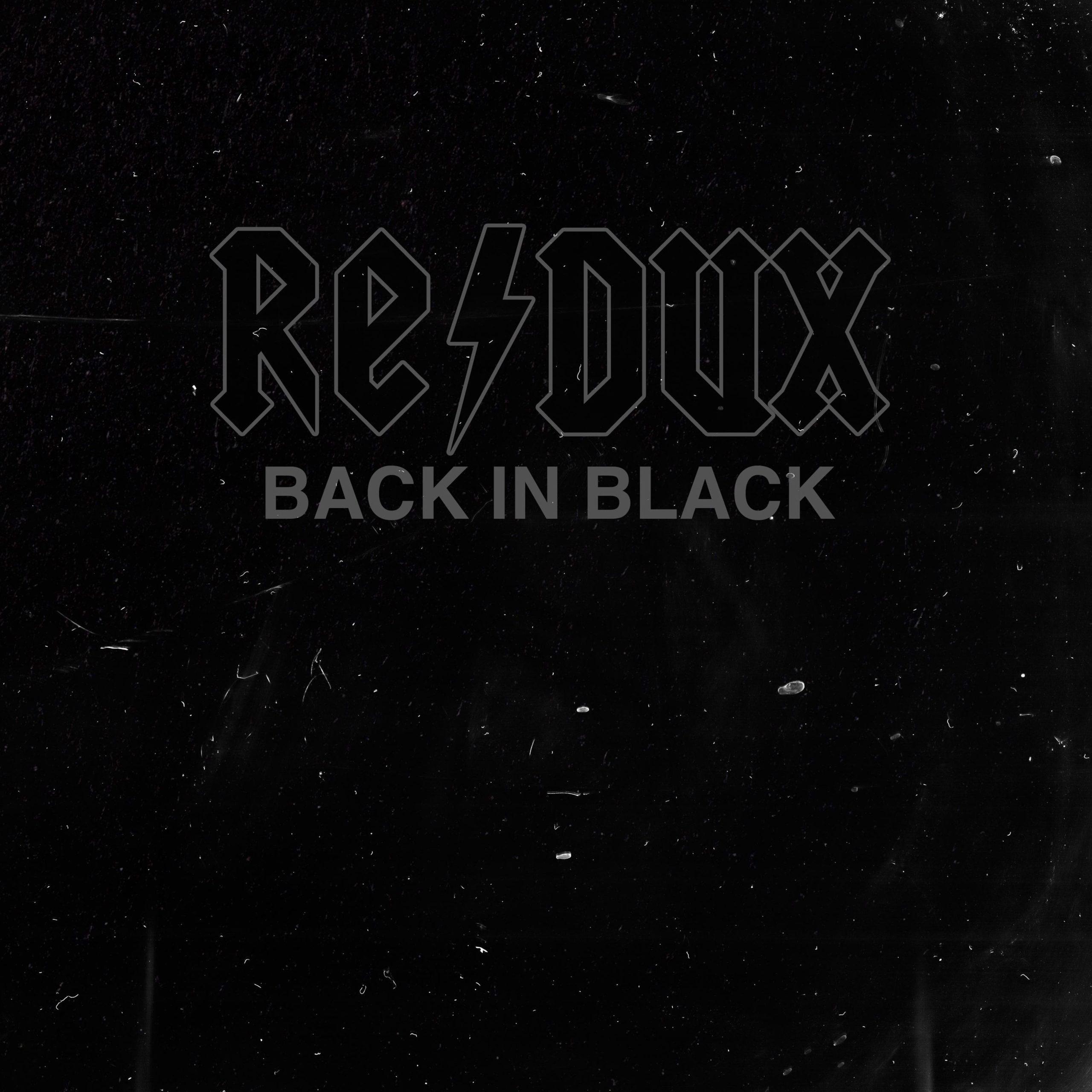 va acdc back in black redux