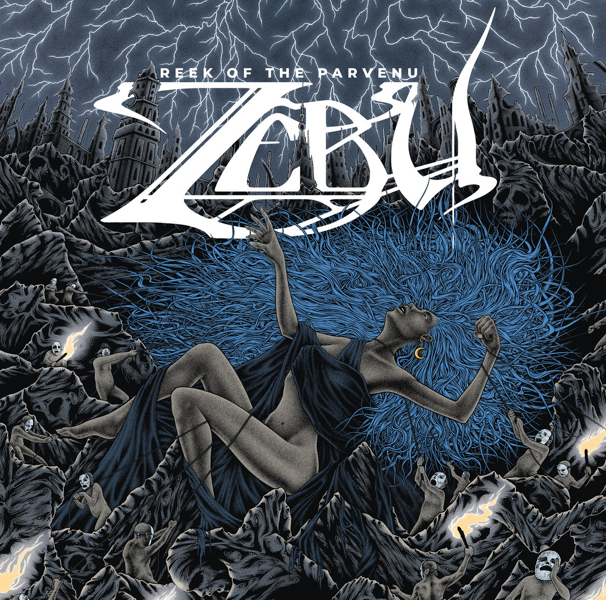 zebu reek of the parvenu