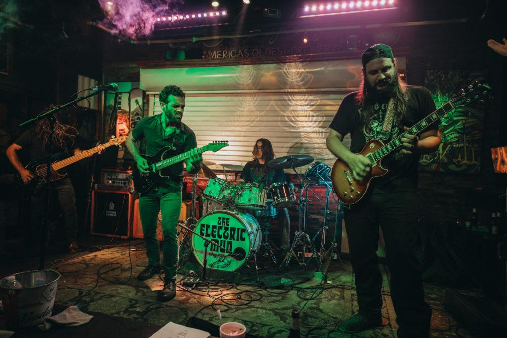 THE ELECTRIC MUD (Photo by Jesi Cason Photography)