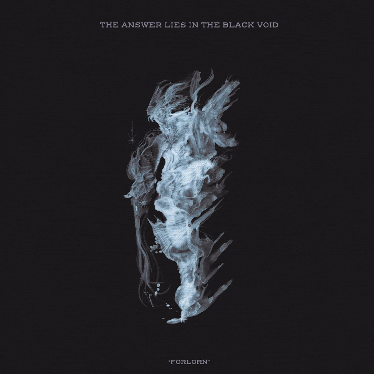 The Answer Lies in the Black Void Forlorn
