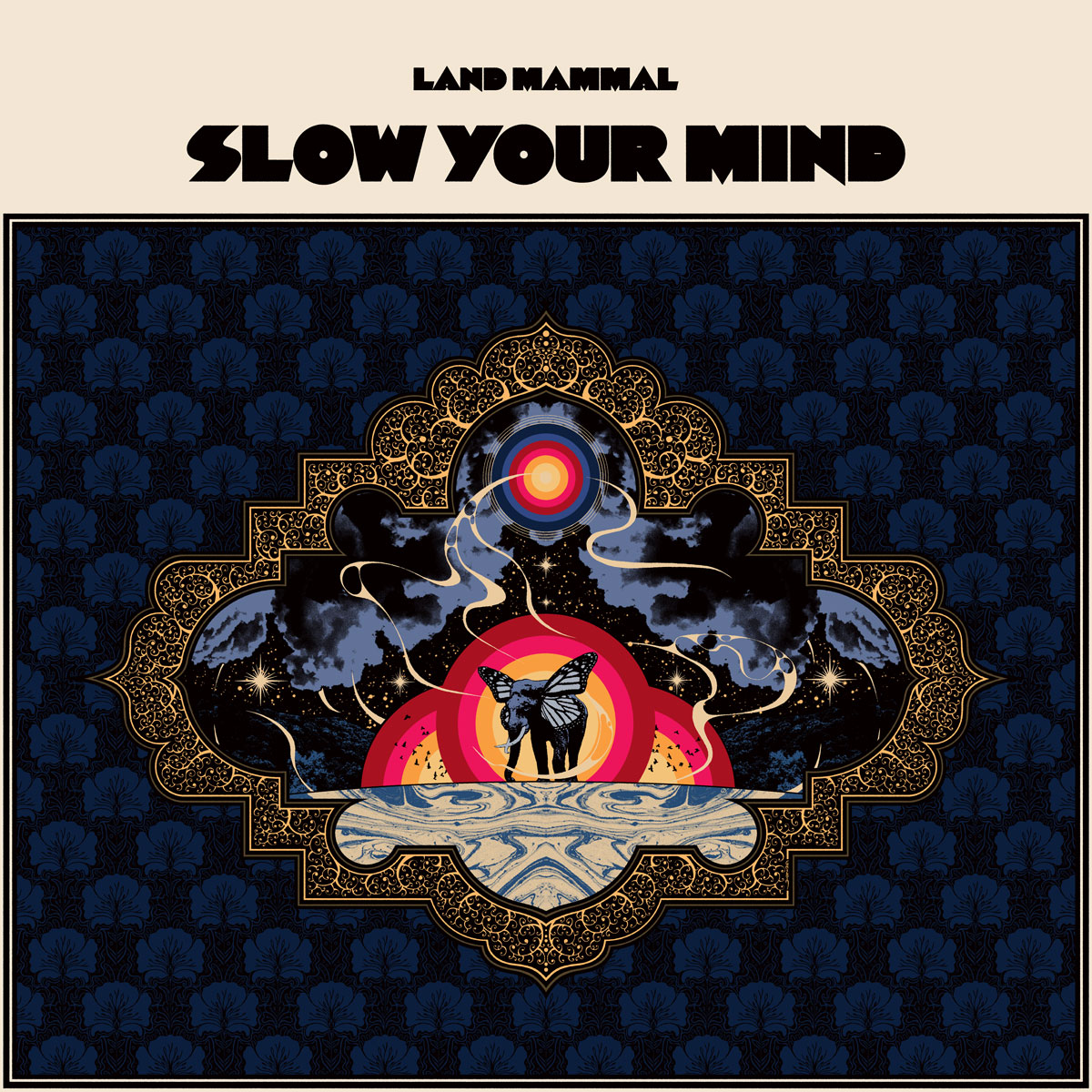 land mammal slow your mind