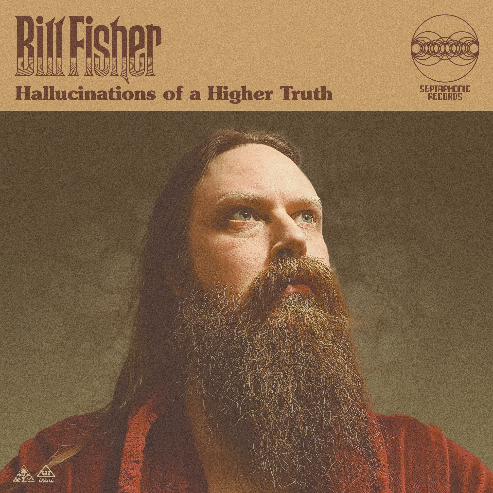 Bill Fisher Hallucinations of a Higher Truth