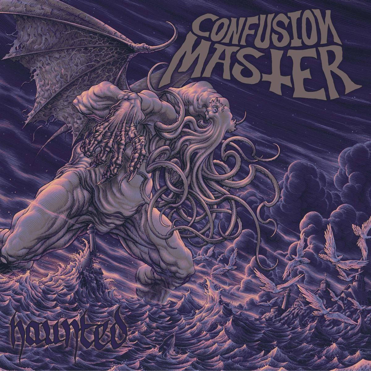 CONFUSION MASTER Haunted