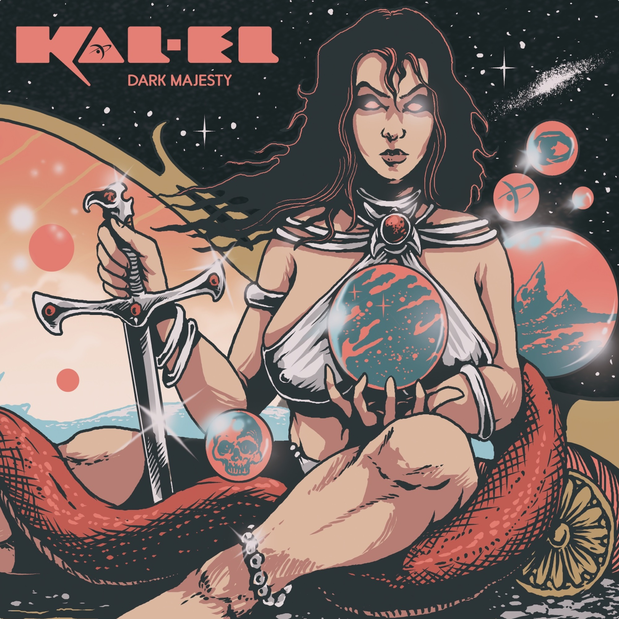Kal-El Dark Majesty