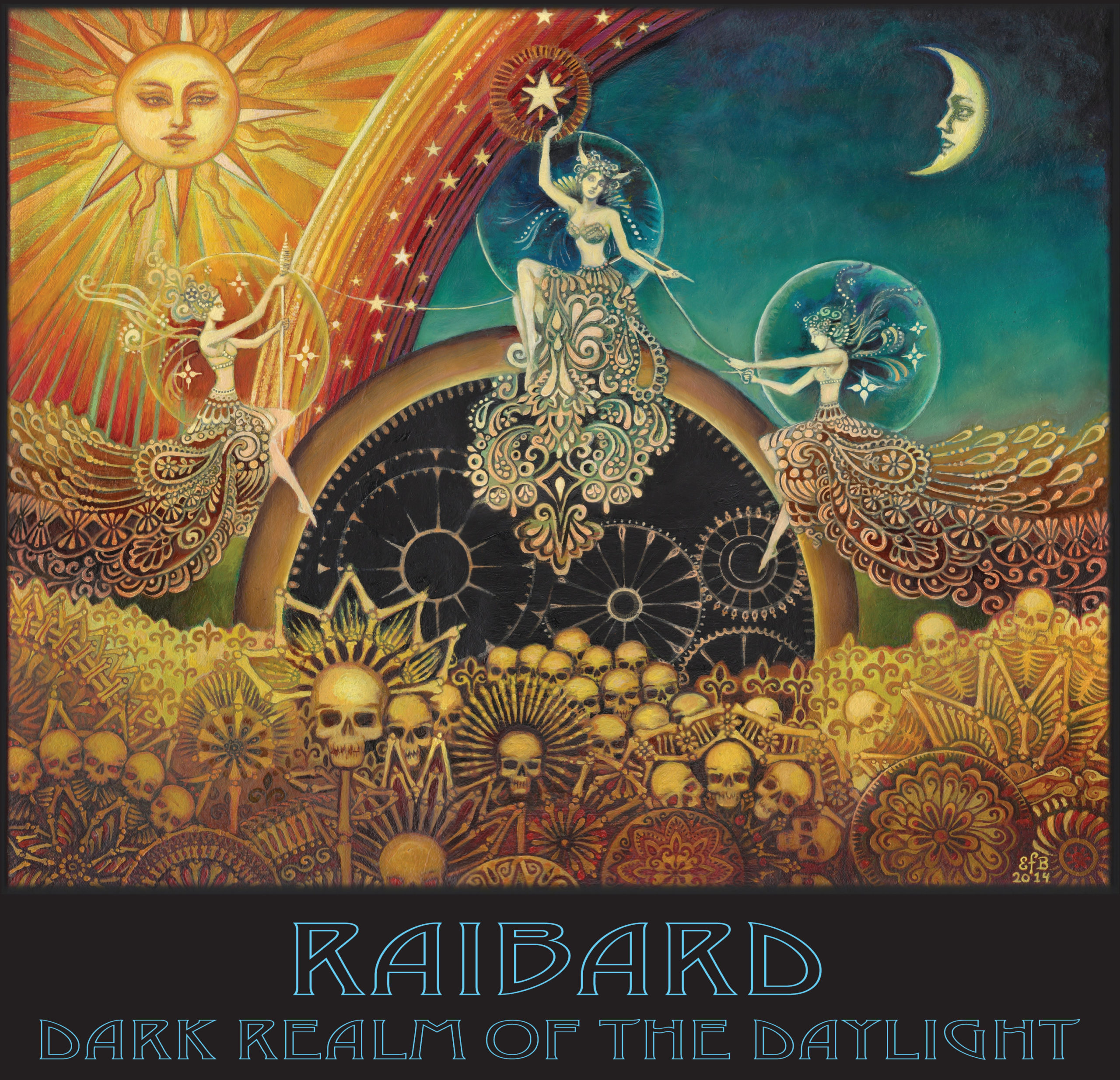 Raibard Dark Realm of the Daylight