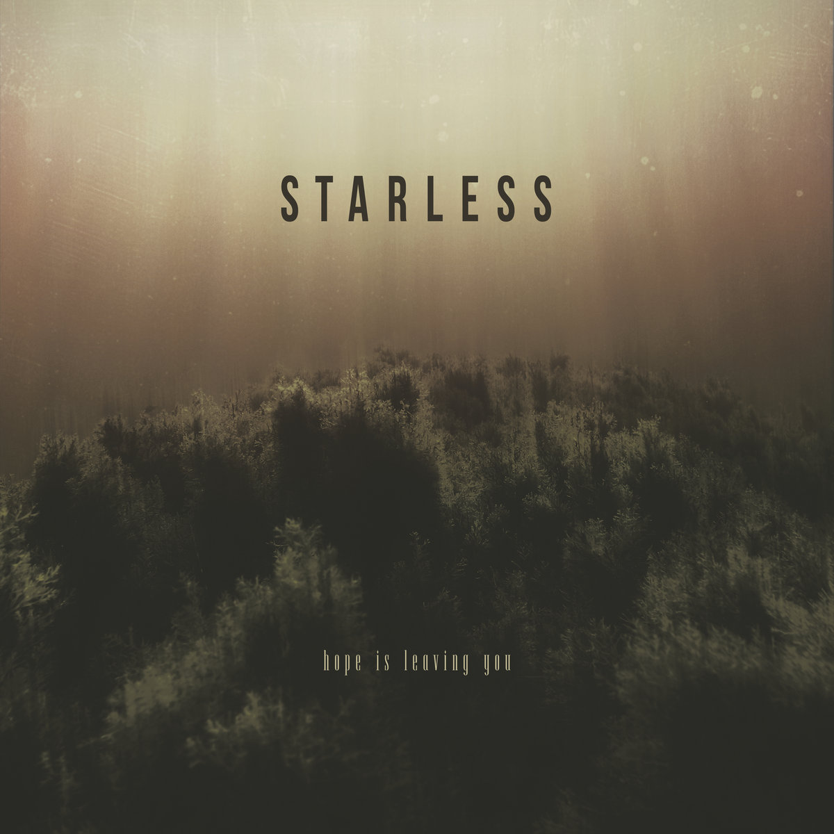 Starless Hope is Leaving You