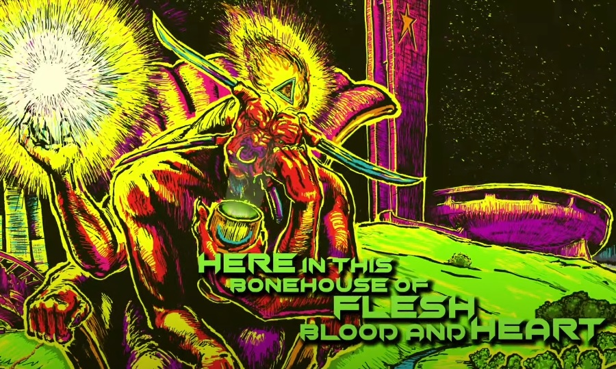 monster magnet solid gold hell video